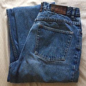 Coca-Cola Vintage High Waisted Jeans
